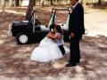 GOSTO DE TI SARA+DANIEL Chegada da noiva