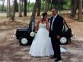 GOSTO DE TI SARA+DANIEL Chegada da noiva2