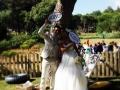 GOSTO DE TI SARA+DANIEL Noivos na cabana das fotos