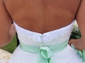 RITA COSTUMISTA Detalhes vestido noiva Sara